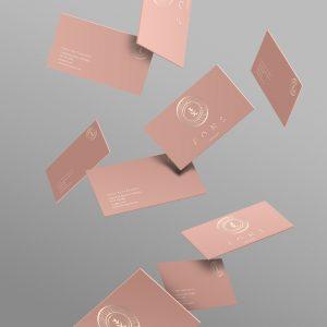 Diseño de imagen de marca para restaurante de lujo en Estepona