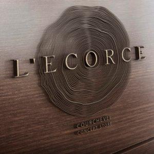 diseño de logotipo de lujo para marca de prestigio