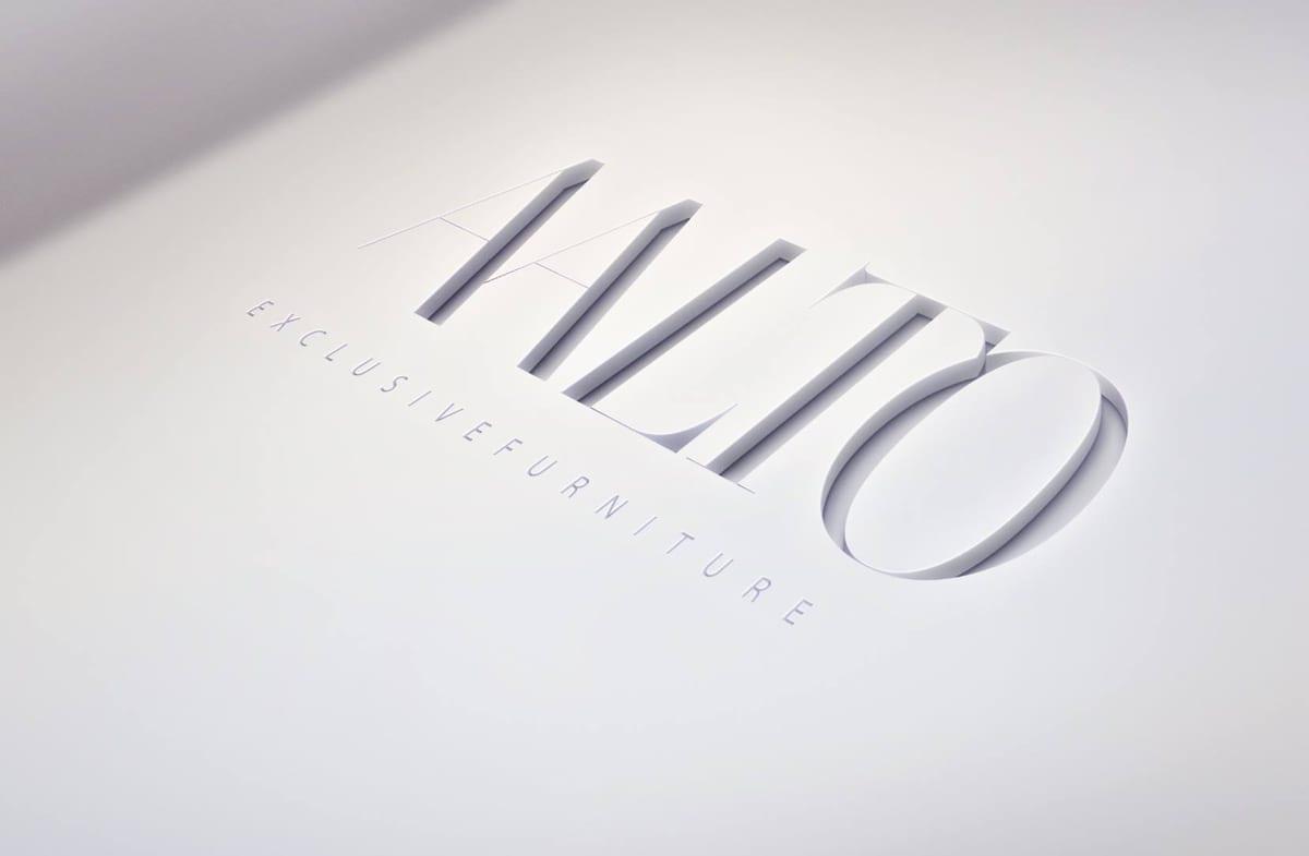 Hendido de logotipo Aalto Marbella
