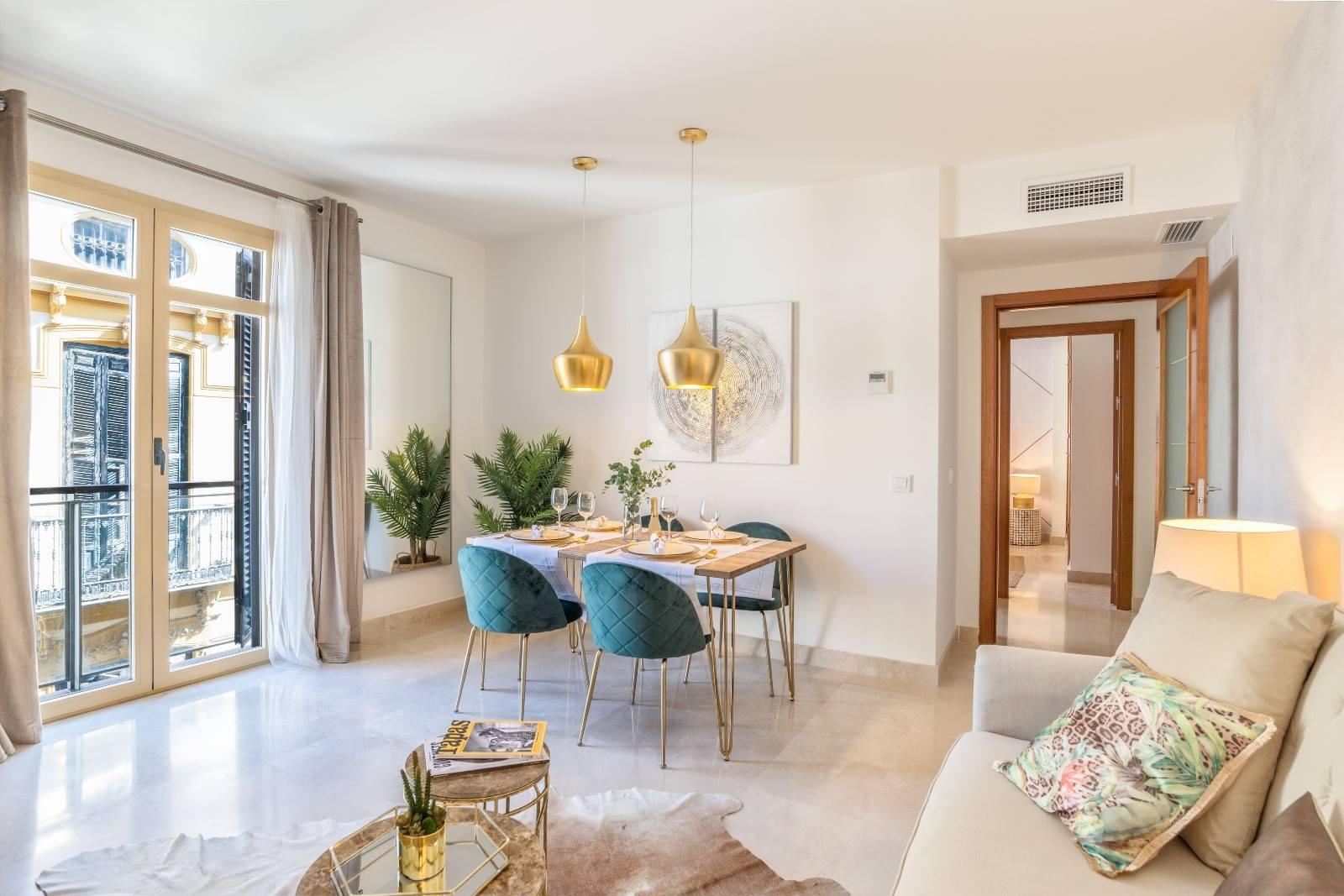 Decoración de interiores con primeras calidades y precios lowcost