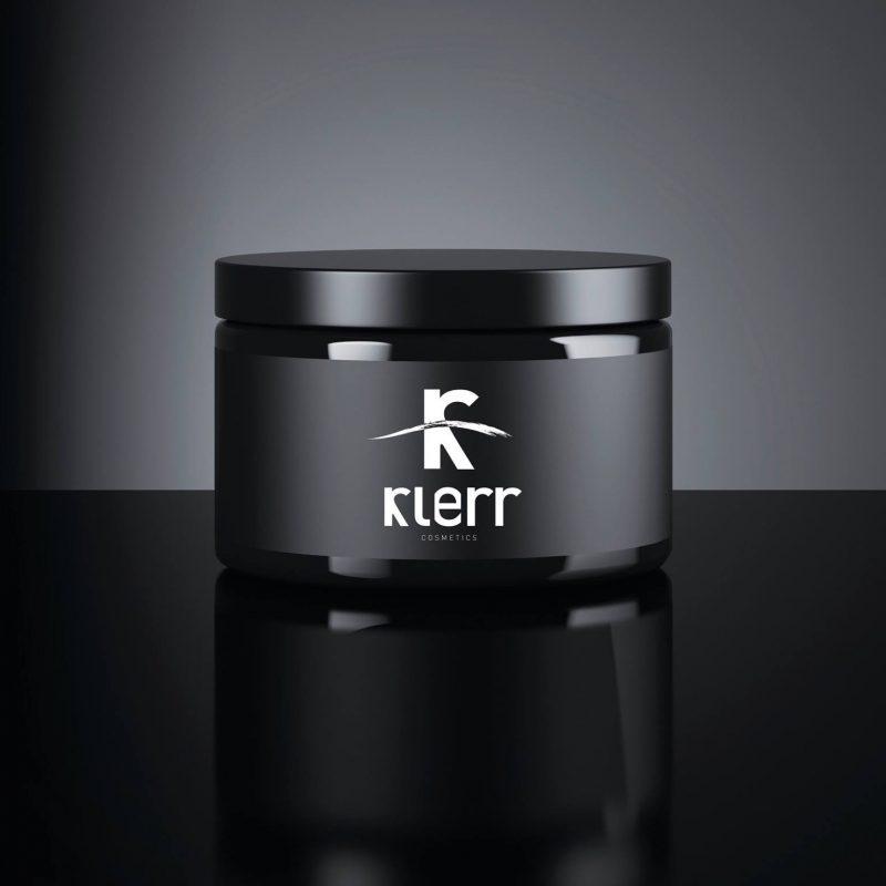 Kler, diseño de envases de plástico modernos para productos del cabello