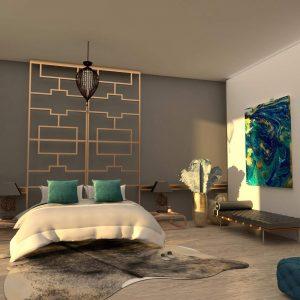 interioristas y decoradores de interiores con proyectos en 3d