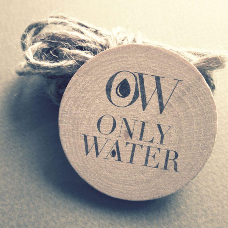 diseño de logo para agua