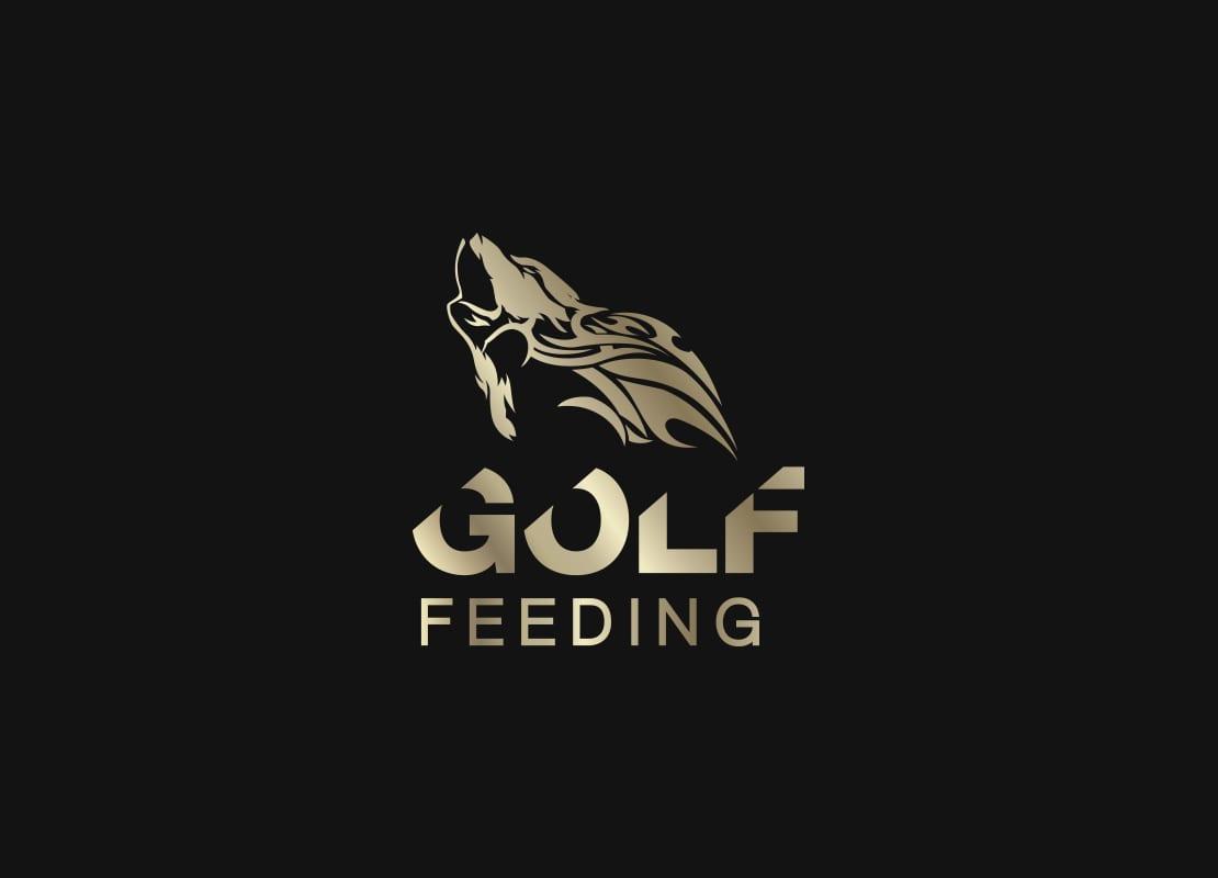Golf Feeding, Málaga, logotipo