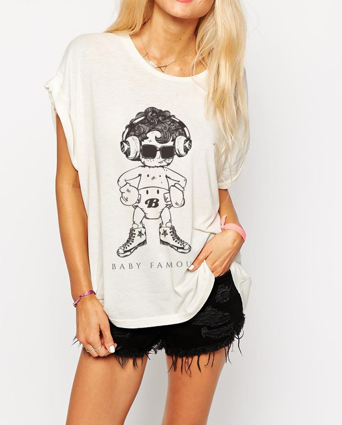 BBdone, diseño de camisetas de hombre y mujer