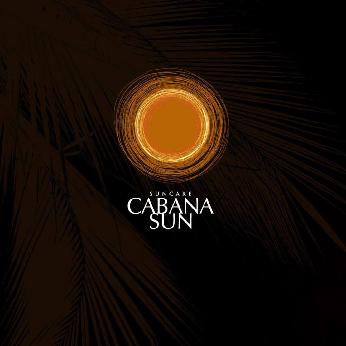 diseño de logo para cabana sun