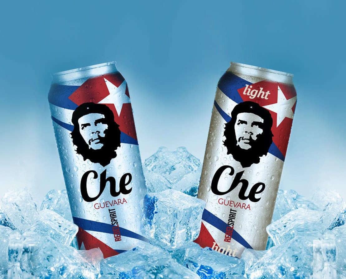 diseño de latas de bebida