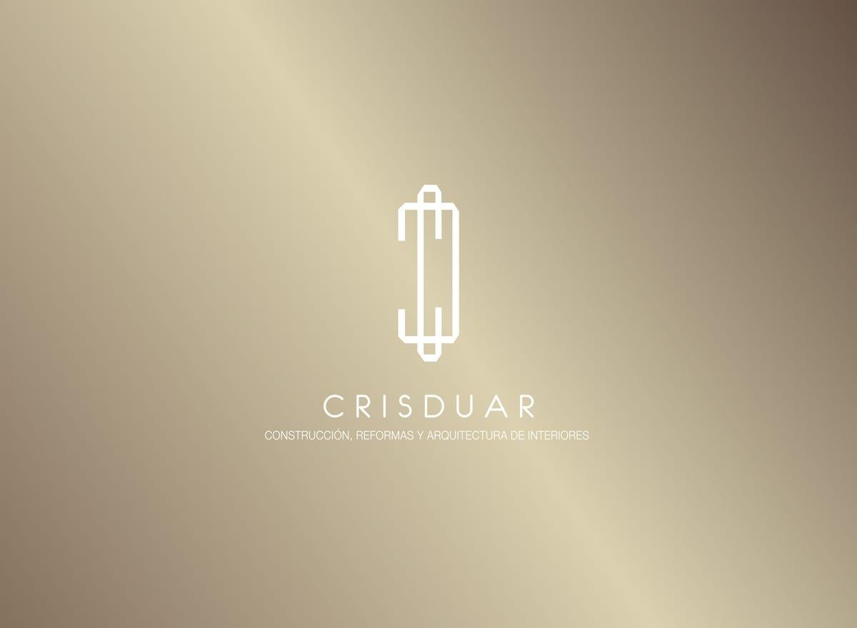 diseño de logotipo para empresa de construccion