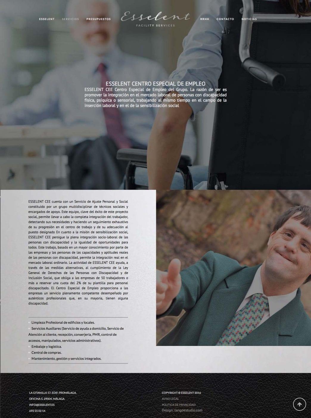 diseño de paginas web originales
