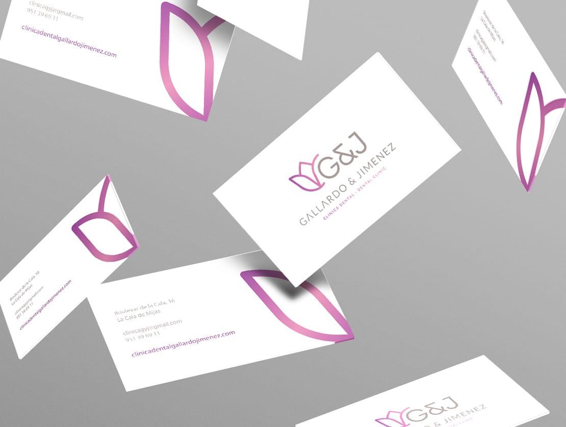 diseño de tarjetas de visita economicas