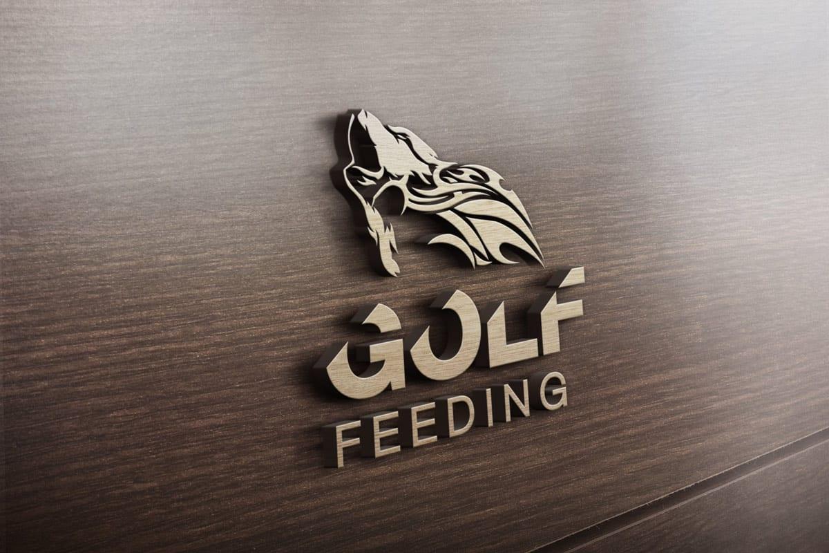 Golf Feeding, Málaga, branding