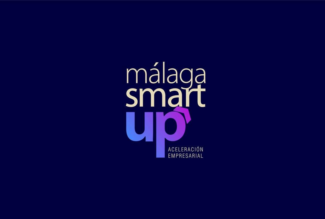 málaga smart up aceleración empresarial, creación de imagen corporativa