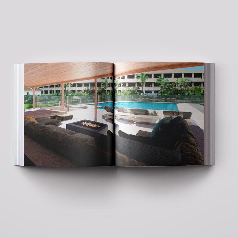 Myramar Agave, diseño de catalogo de lujo