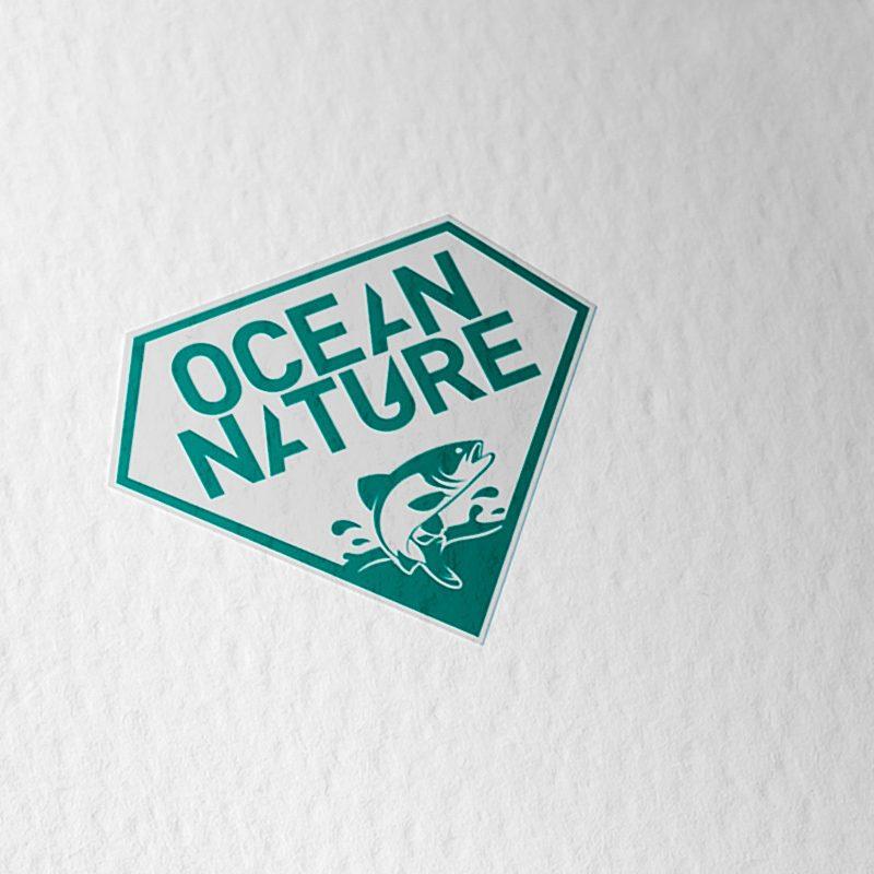 oceannature, diseño e imagen corporativa.