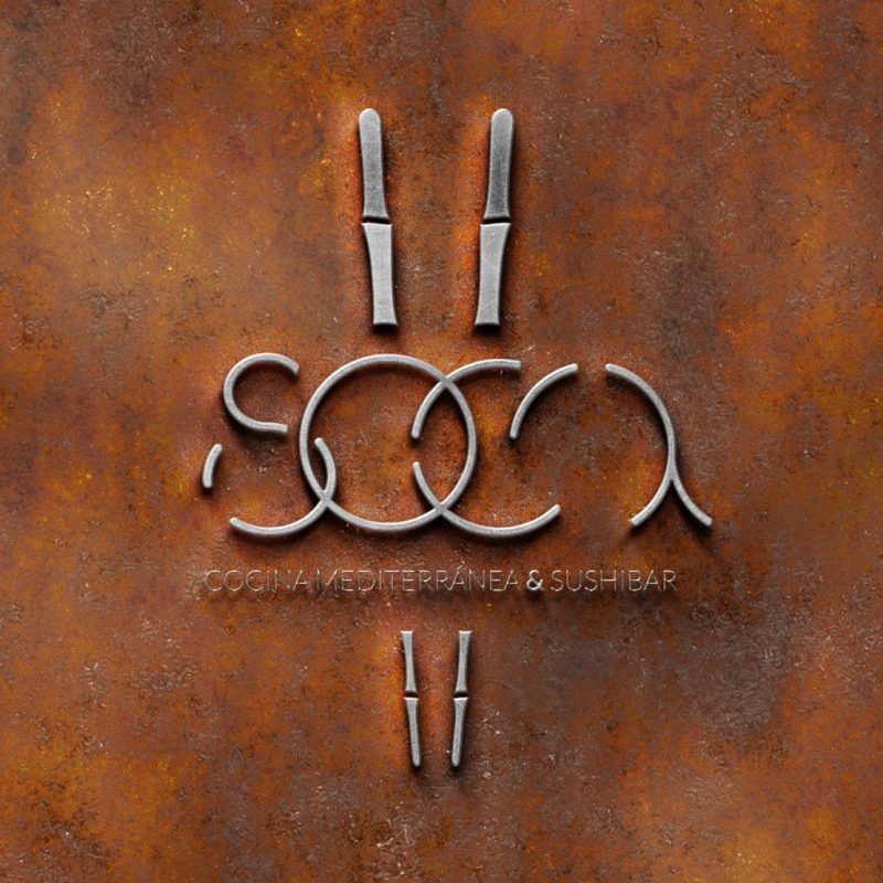 Soca, diseño de placa de entrada en acero