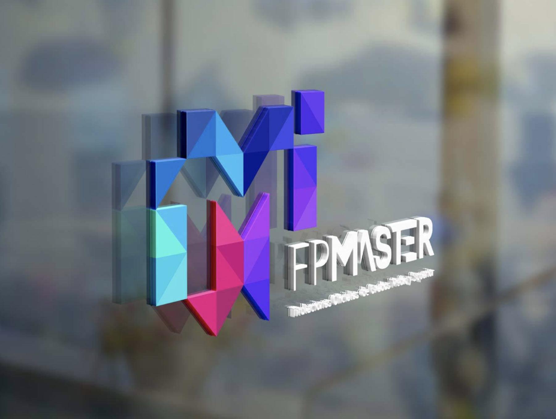 diseño de logotipo para empresa de formación