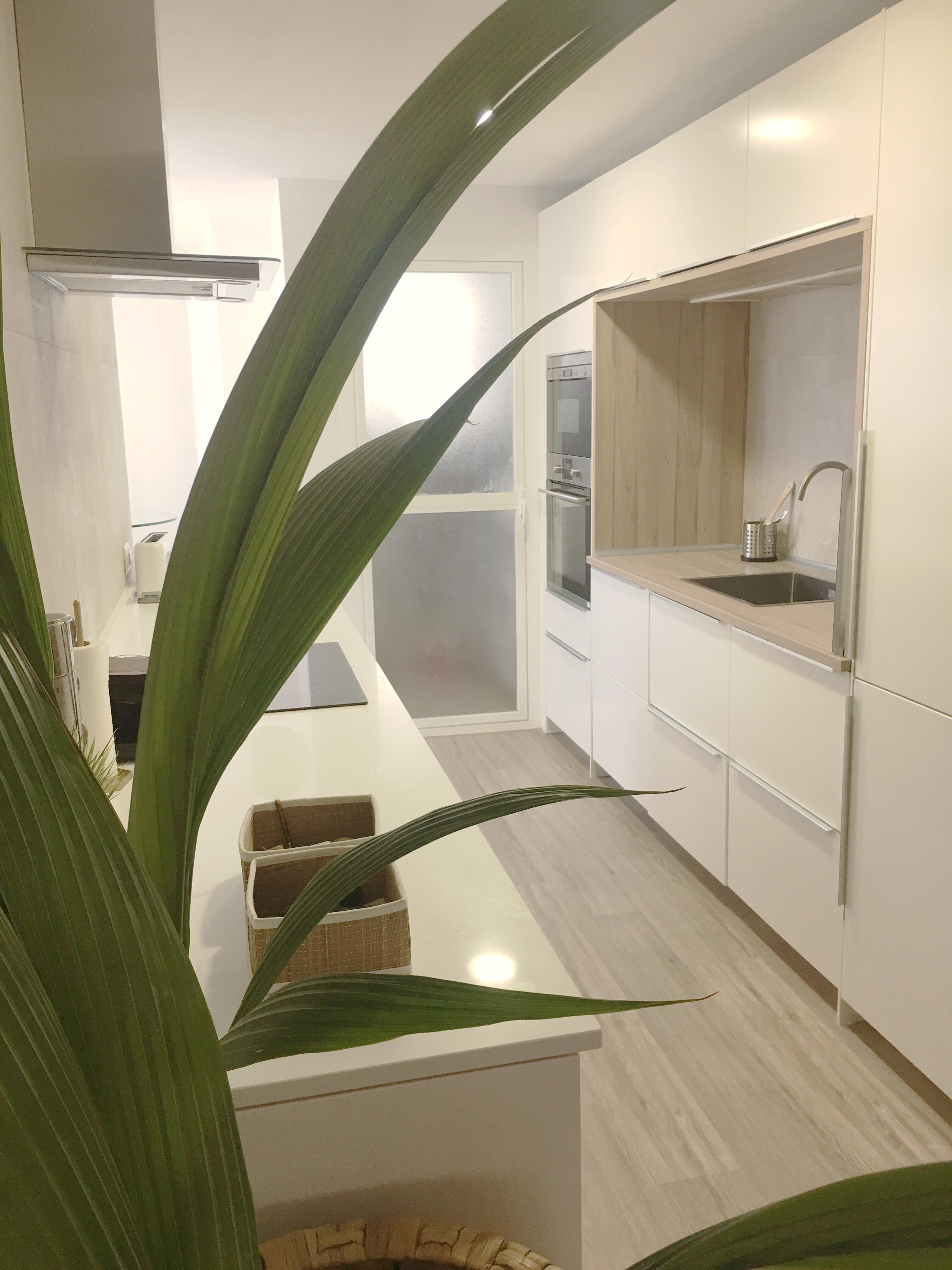 interiorismo para apartamento vacacional